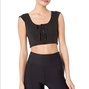🆕 FREE PEOPLE MOVEMENT HIGH IN THE SKY CROP TOP